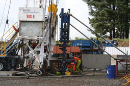 Horizontal drilling in New Zealand