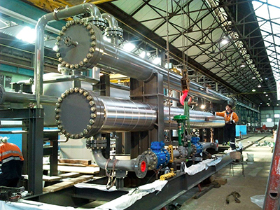Gas-to-gas exchangers