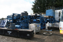 2000 horsepower pumps